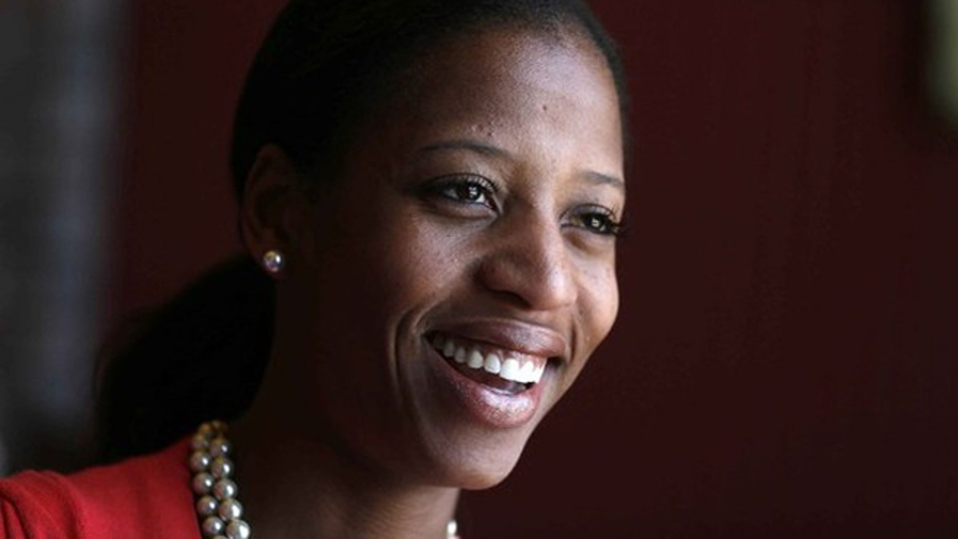 File: 2012: Utah GOP House candidate Mia Love the Republican National Convention, in Tampa, Fla.