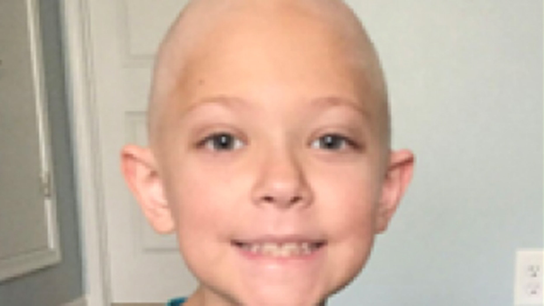 Mia Furrer was diagnosed with stage 3 Hodgkin's lymphoma