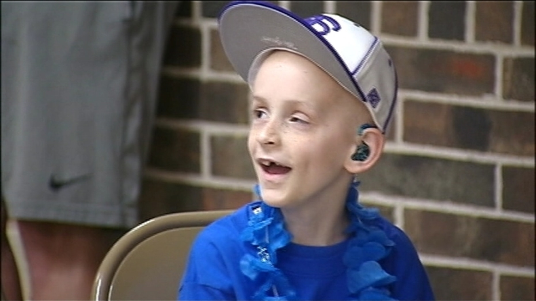 Micah Ahern has been battling cancer for the last six years. Now, he's going to Hawaii.