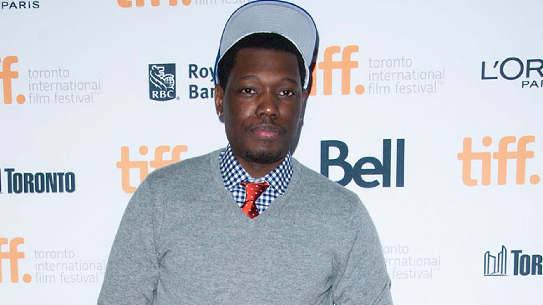 "Actor Michael Che, the co-anchor of ""Weekend Update"" on NBC's Saturday Night Live, is seen here on Sept. 6, 2014. Che is not backing down from comments he made about Boston, calling it the ""most racist city."""