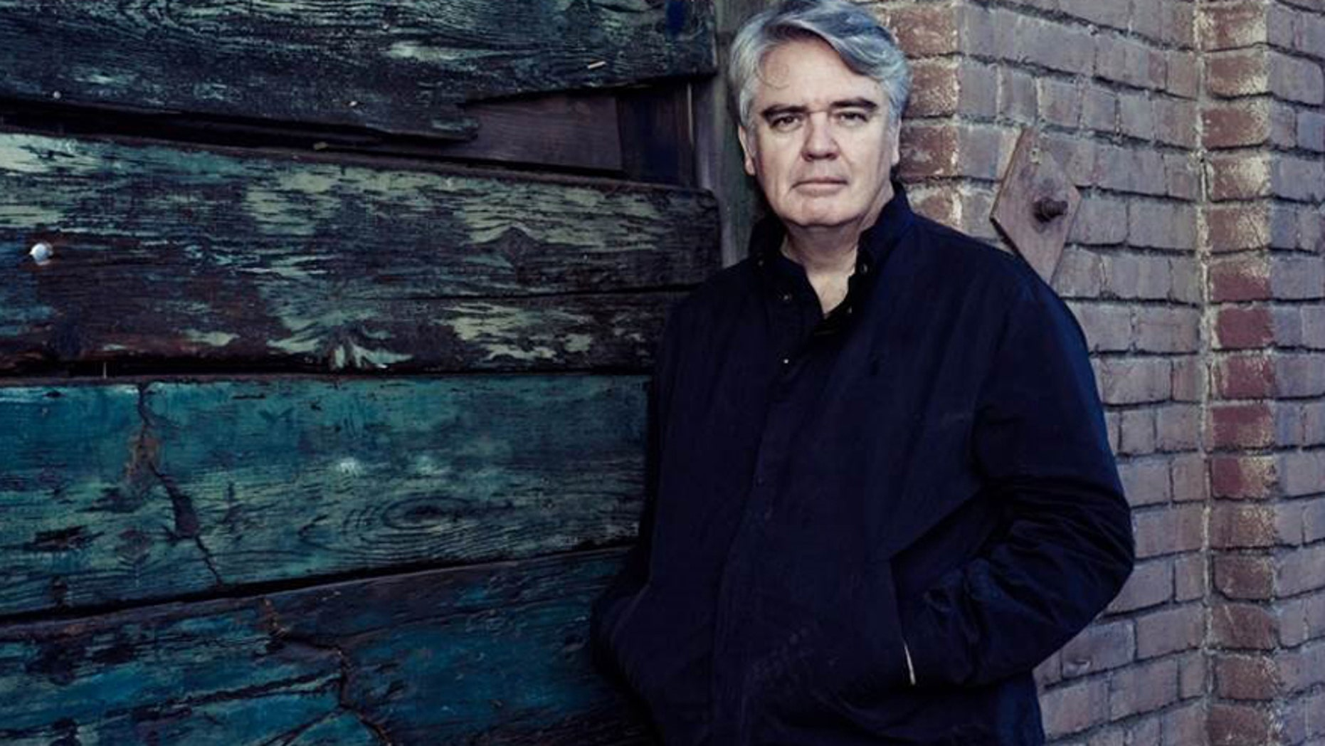 "Actor Michael Harney plays prison counselor Sam Healy in ""Orange Is the New Black."""
