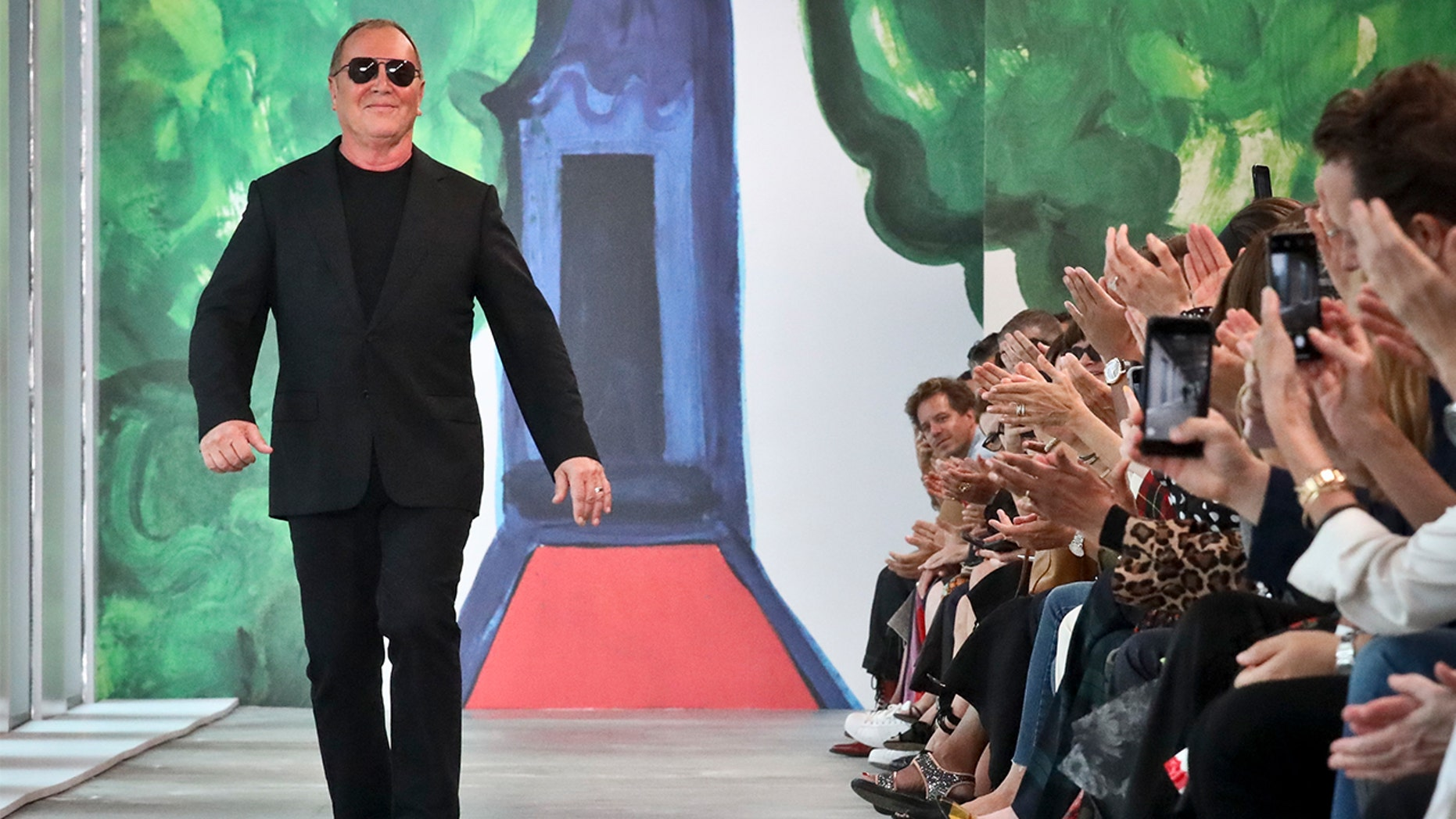 c8374328480f Michael Kors accused of  stealing  traditional Mexican sweater design for  Spring 2019 collection