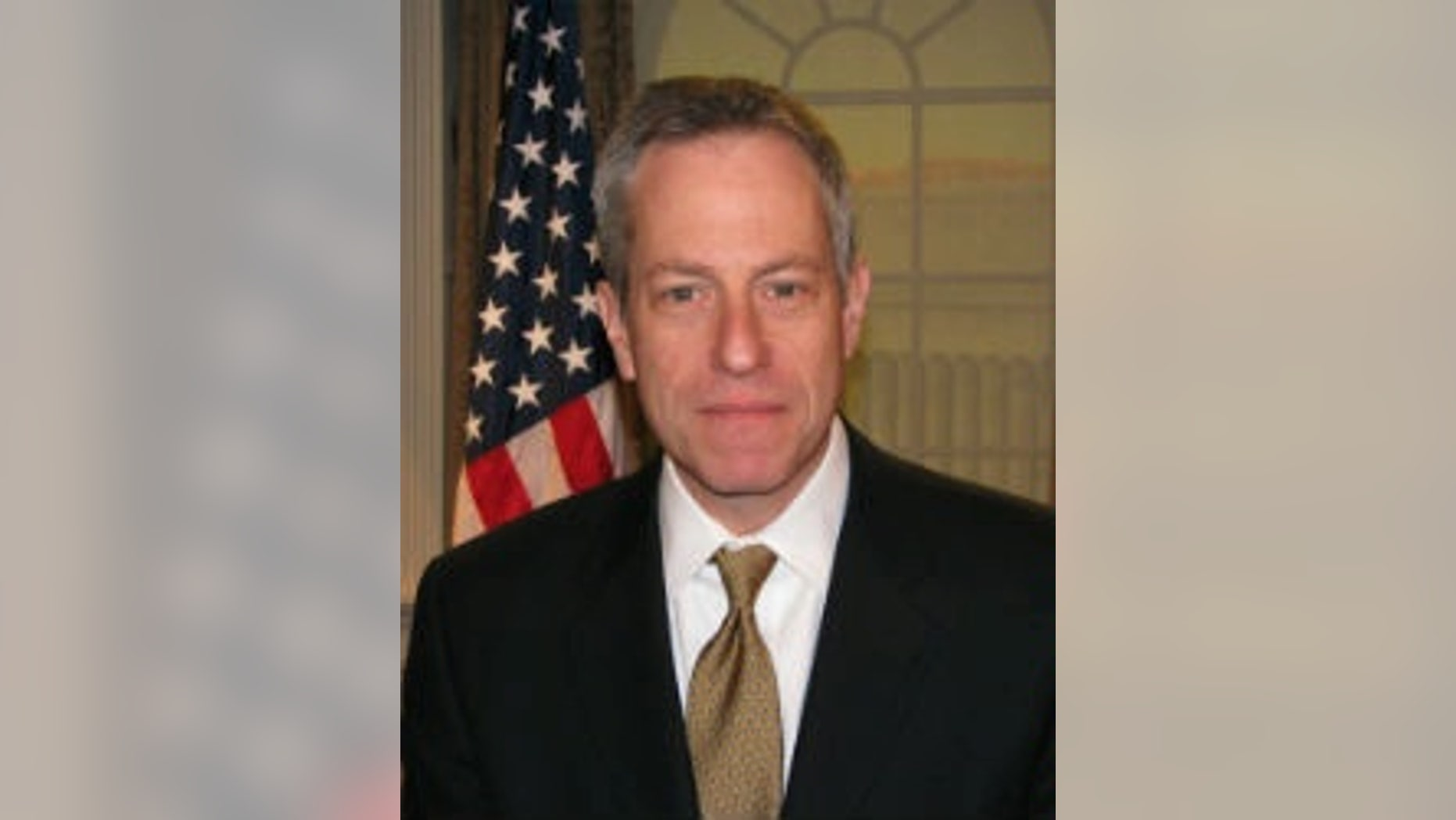 This undated image shows Michael Ratney, the current U.S. Special Envoy for Syria.