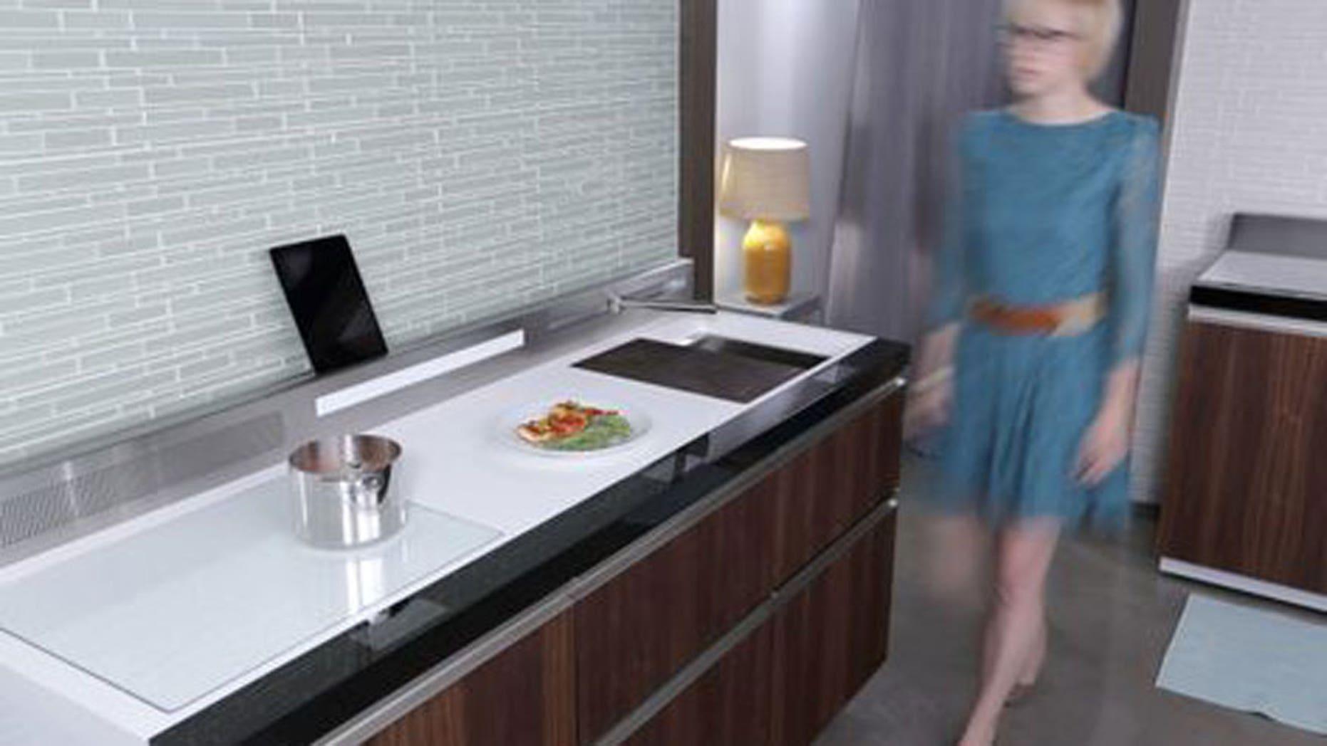 GE Micro-Kitchen