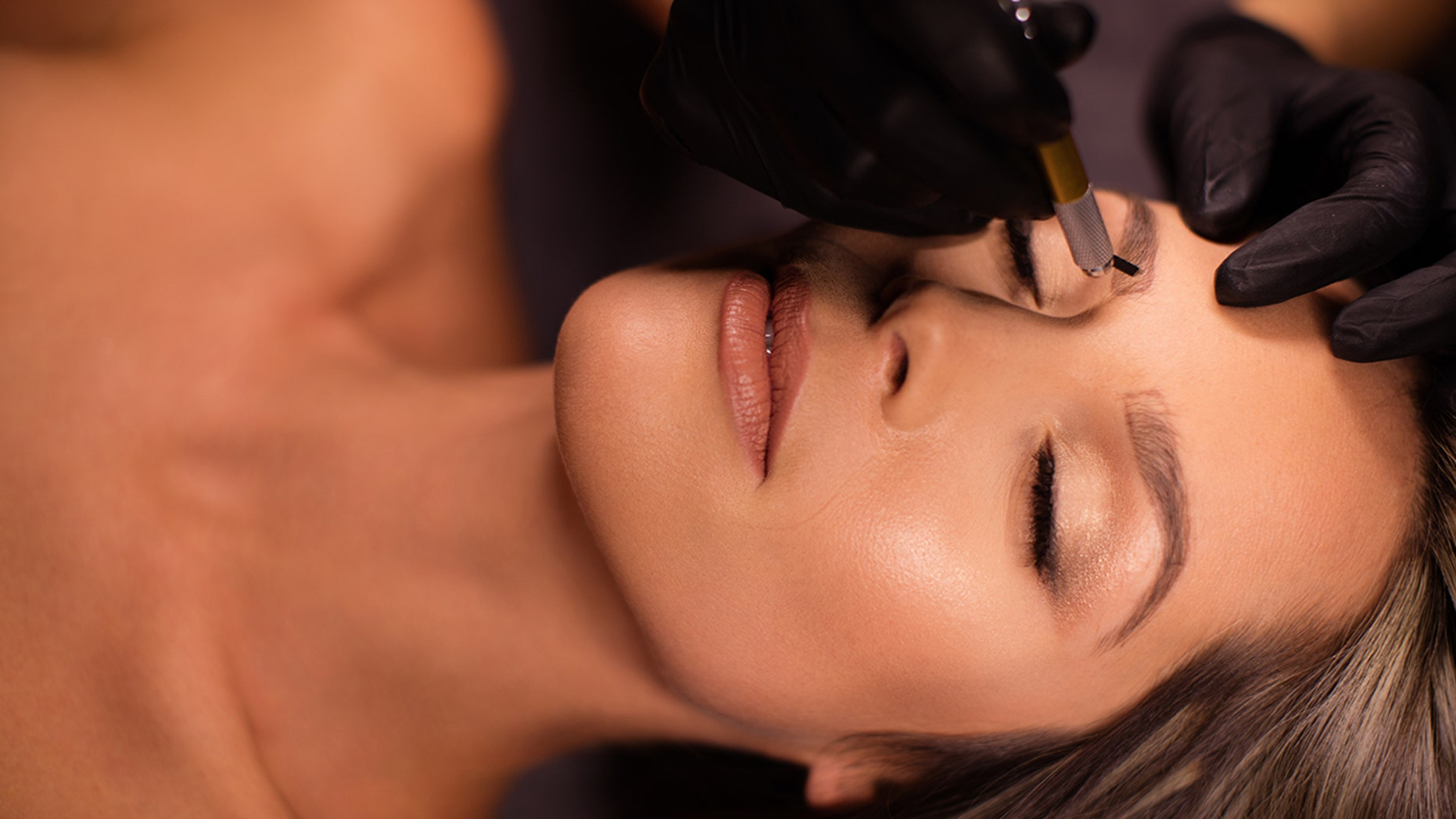 Microblading is a type of tattoo that will give you flawless eyebrows.