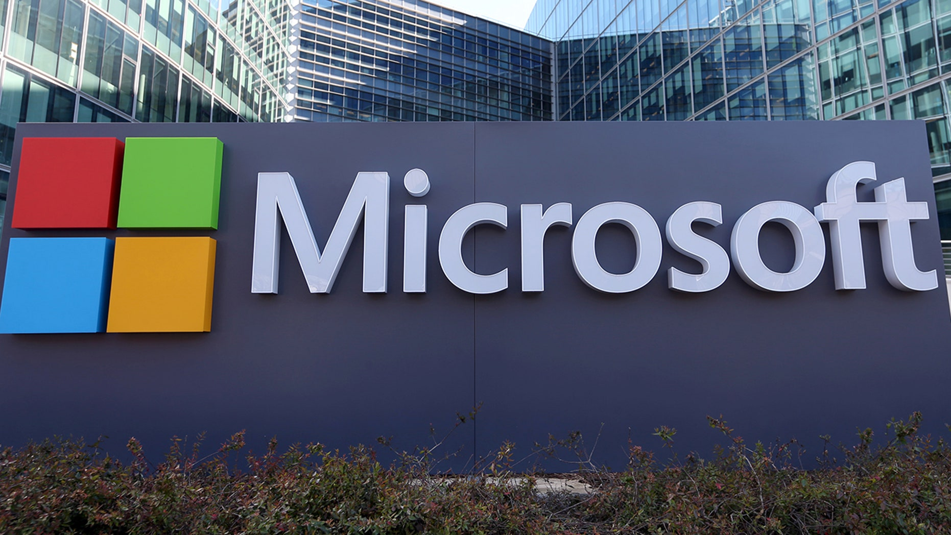 """Amid controversey over the U.S.'s border control policy, Microsoft has come under fire for signing a deal with ICE to let the government agency use its Azure cloud service """"for facial recognition and identification"""" purposes. (Credit: REUTERS/Charles Platiau)"""