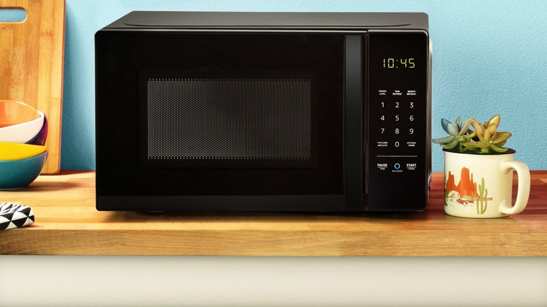 Microwave Challenge Has People Slowly Spinning On The
