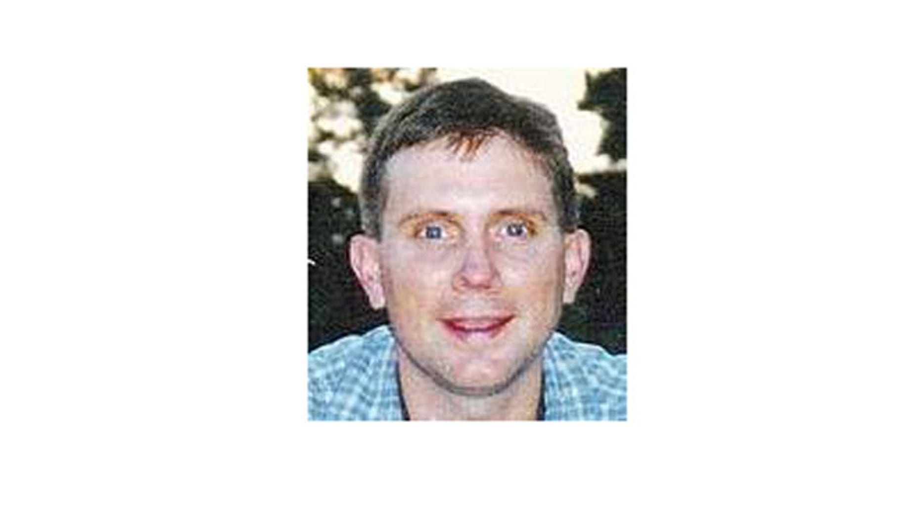 This photo, provided by the Tallahassee Democrat, shows 31-year-old Mike Williams, who vanished without a trace on Dec. 16, 2000.