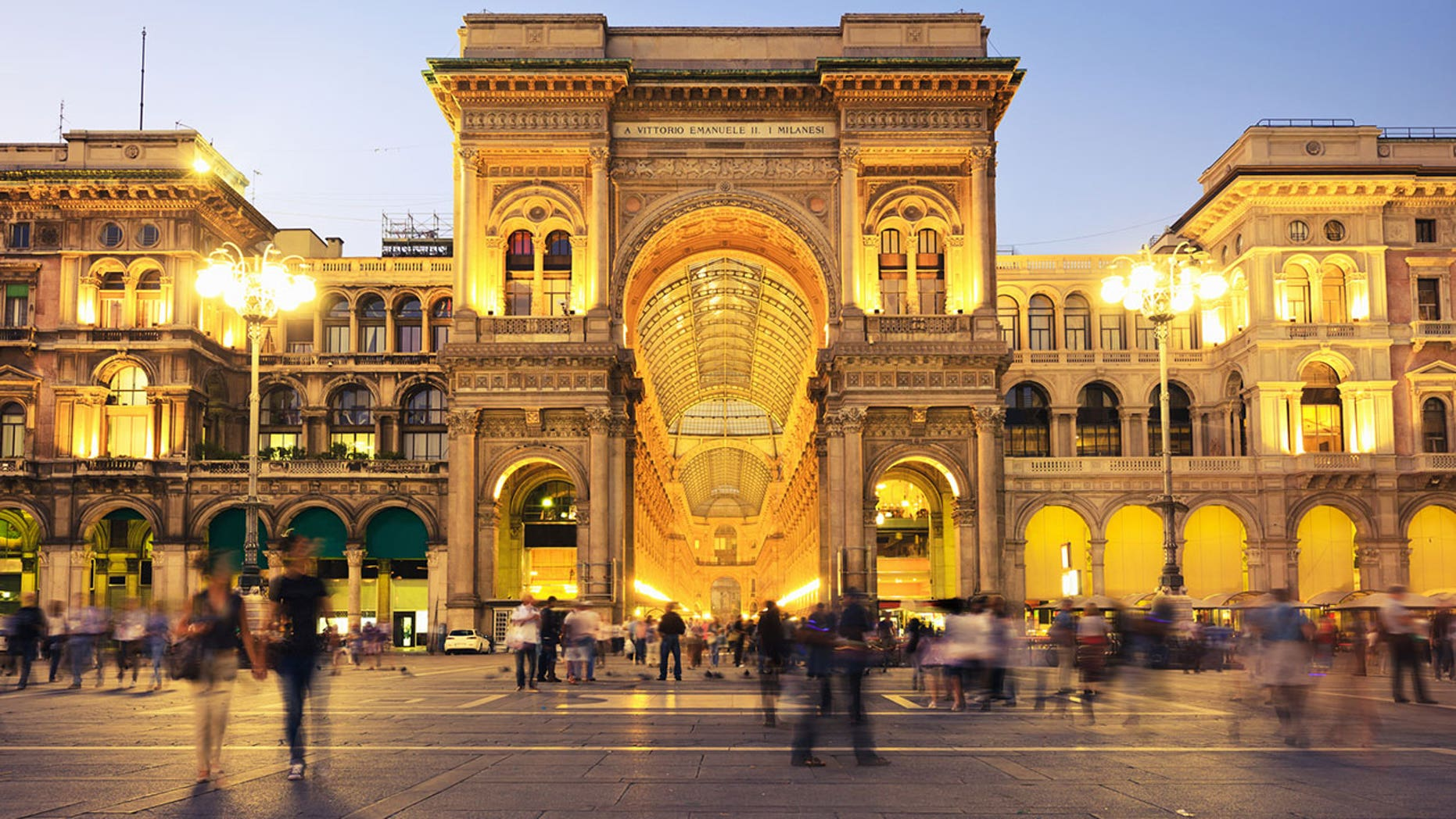 When it comes to art, design, culture and fashion, a tourist can't go wrong in Milan.