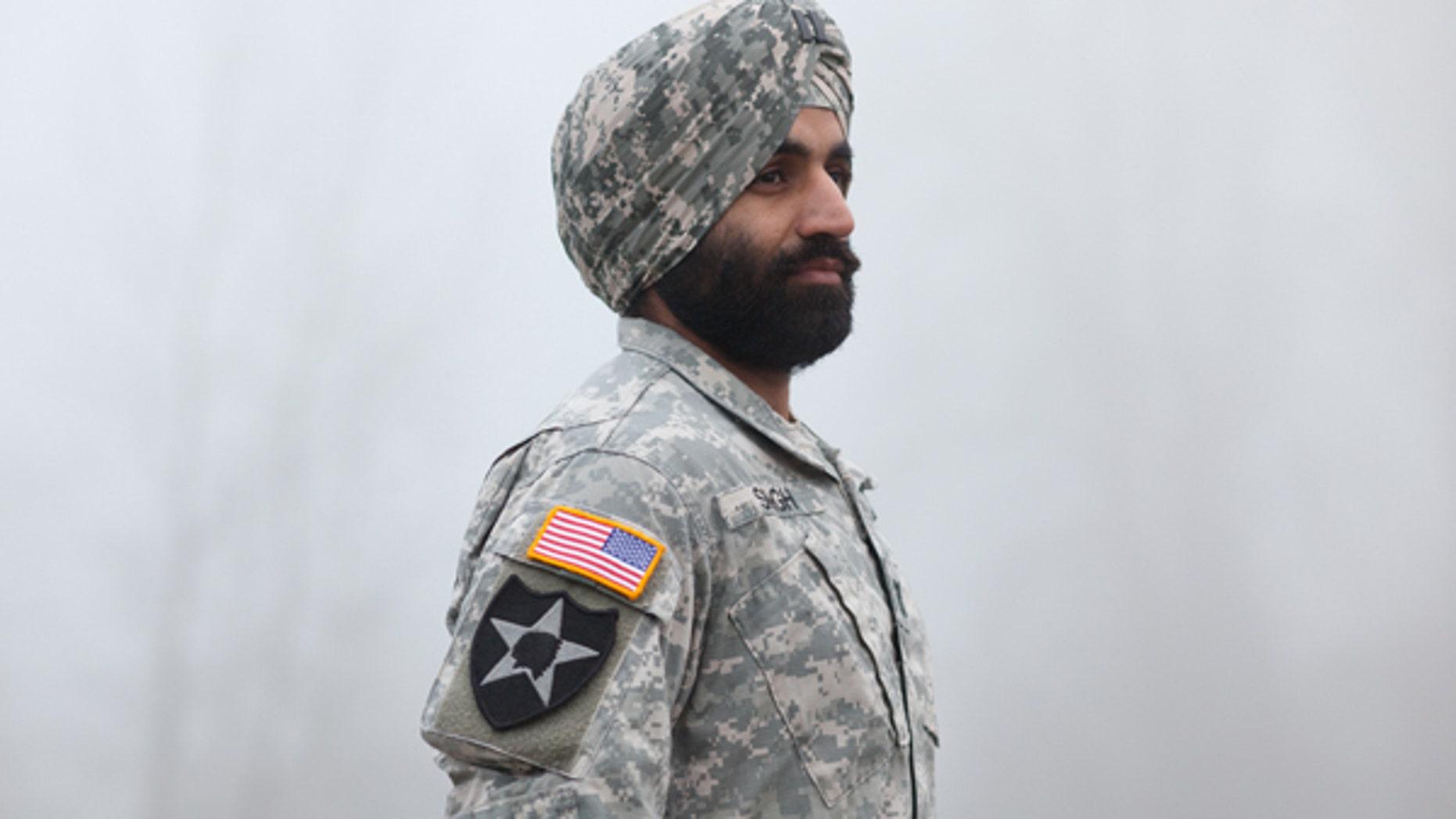 Capt. Simratpal Singh
