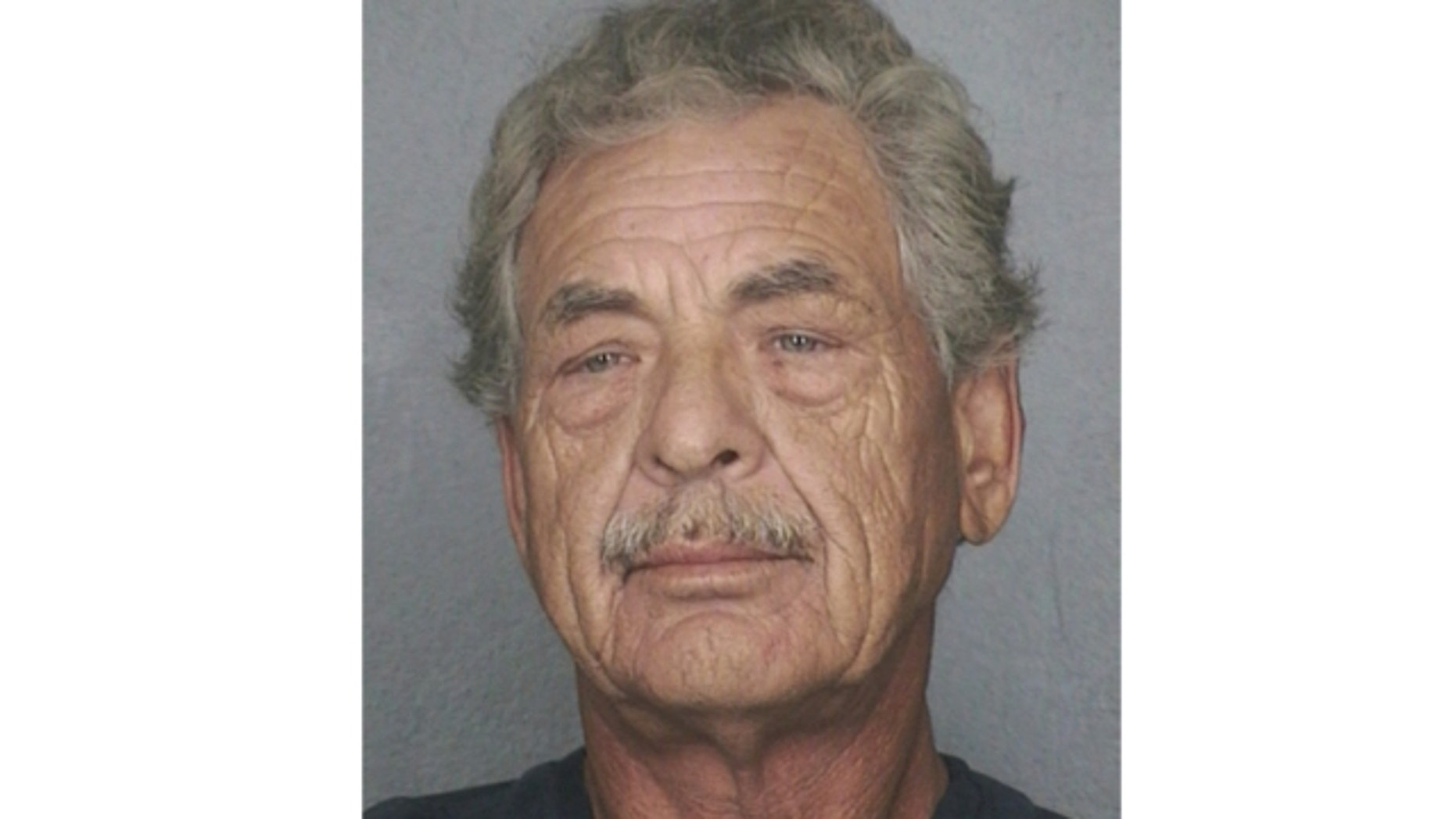 March 13, 2014: James Robert Jones, 59, of Deerfield Beach, Fla., was arrested when he showed up for work in Pompano Beach, the U.S. Marshals Service said.