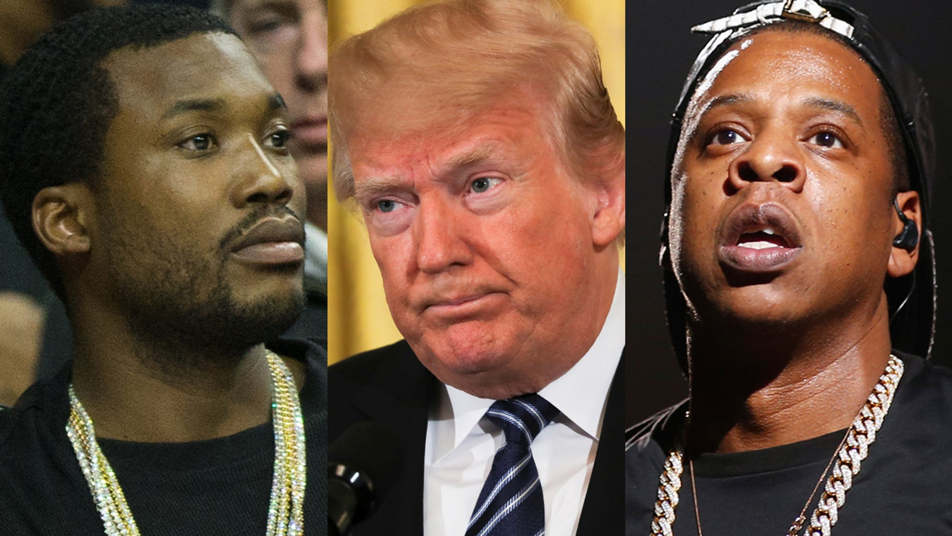 Jay Z reportedly called his friend and rapper Meek Mill and told him not to attend President Trump's Prison Reform Summit in fear that it would damage his ego.