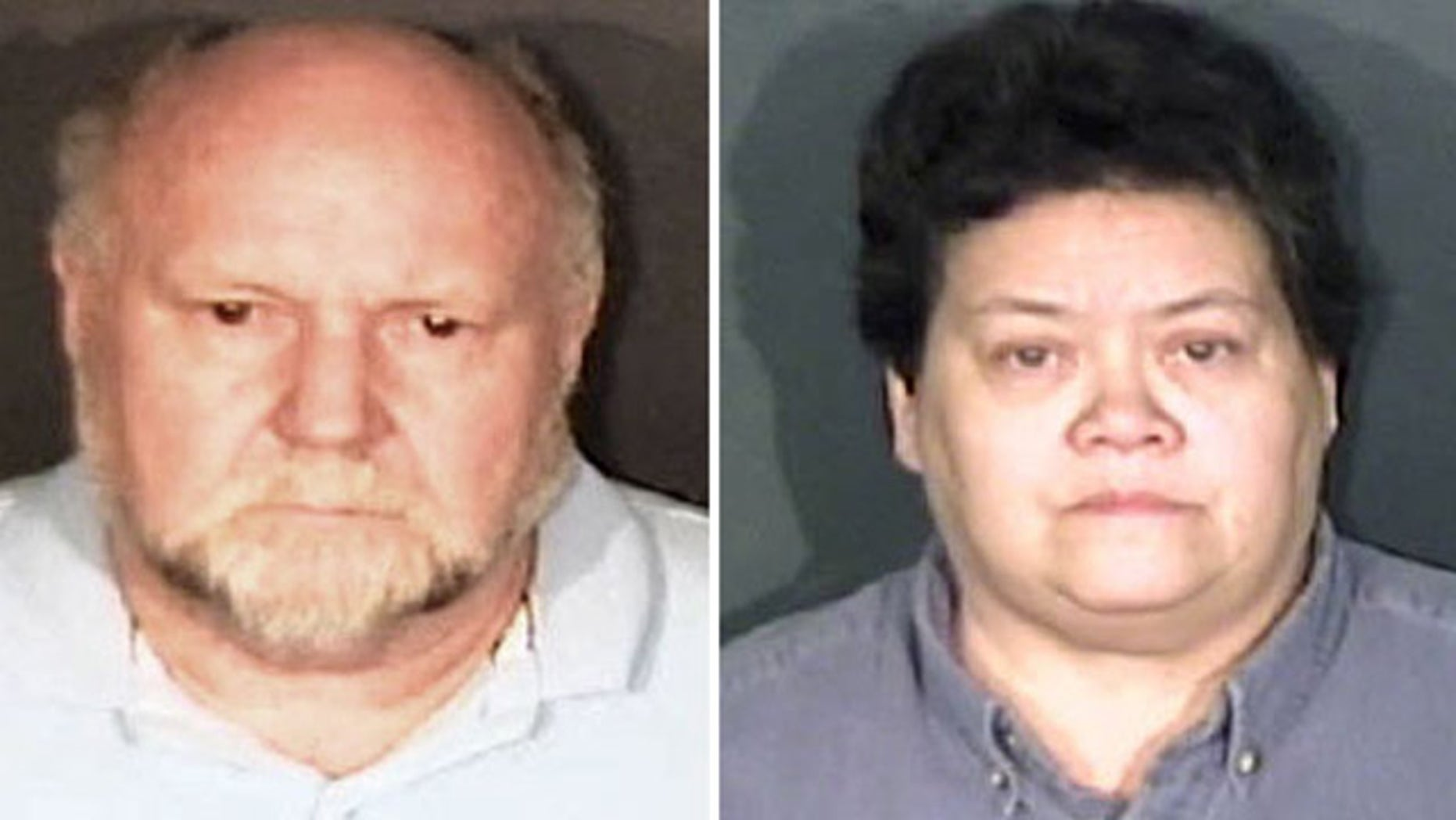 Fifty-eight-year-old Edward Bryant and 54-year-old Linda Bryant, the boys' adoptive parents, are being held in the El Paso County jail on $1 million bail each.