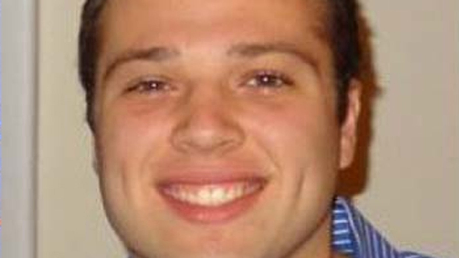 Stephen Ziska was last seen by his roommates at around 11:30 a.m. on Monday. He did not show up for an exam that was at noon.