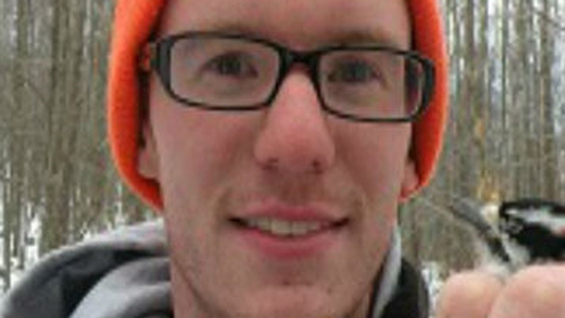Eric Duffey, who's originally from Fitchburg and attends the University of Wisconsin-Stevens Point, was last seen about 1:15 a.m.