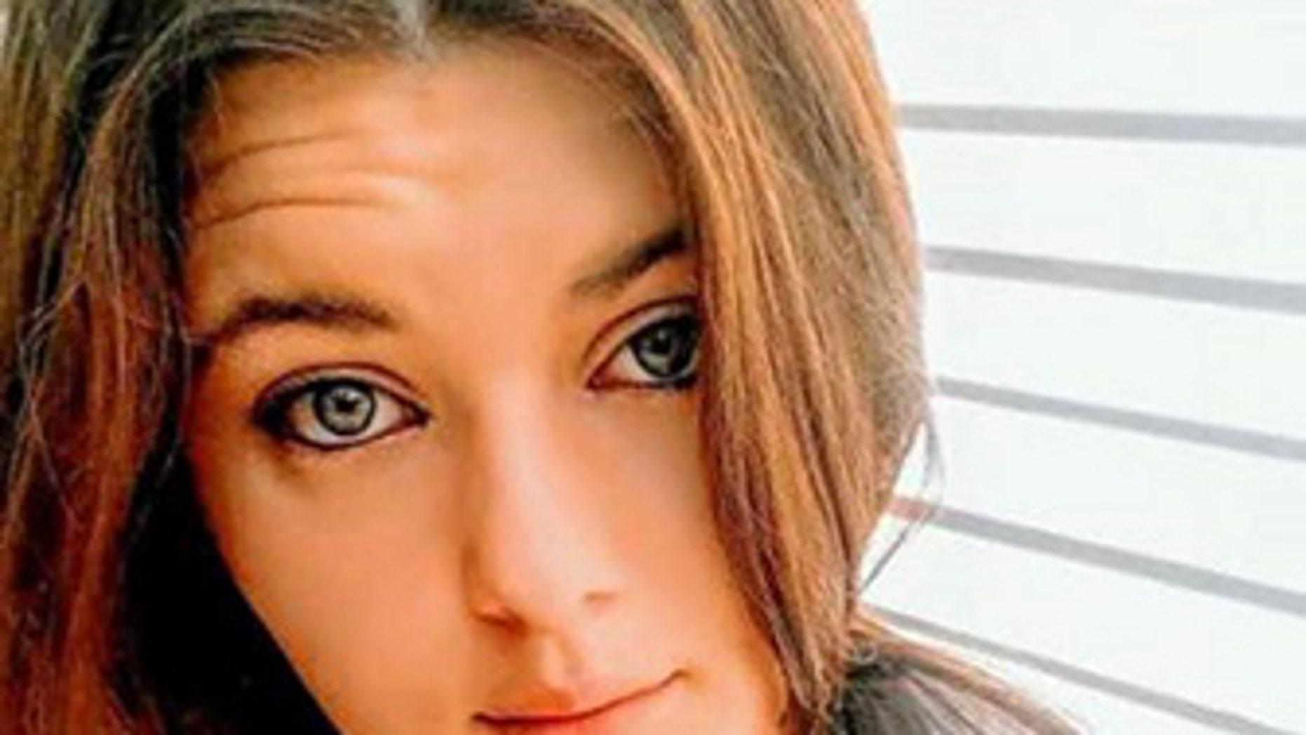 Jasmin Cheyenne Brickey