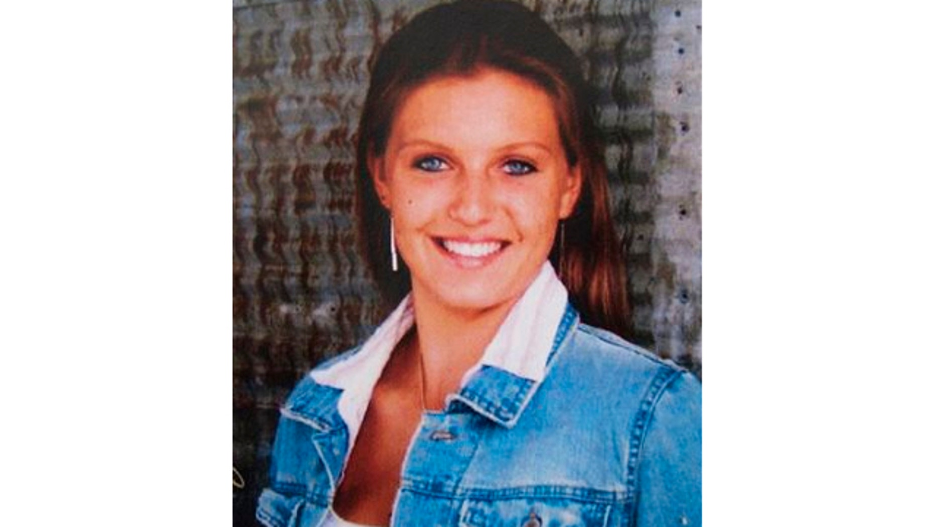 UNDATED: This photo provided by the Eden Prairie Police via The Star Tribune shows Mandy Marie Matula, who was last seen May 2.