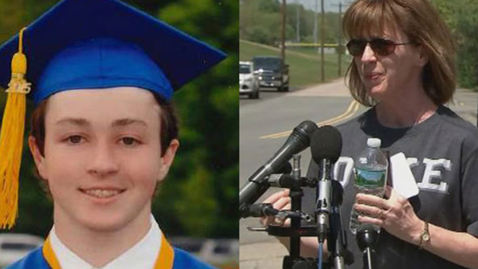 Nancy Doherty, mother of 20-year-old missing Duke University student Michael Doherty, desperately hopes her son will return home safe.