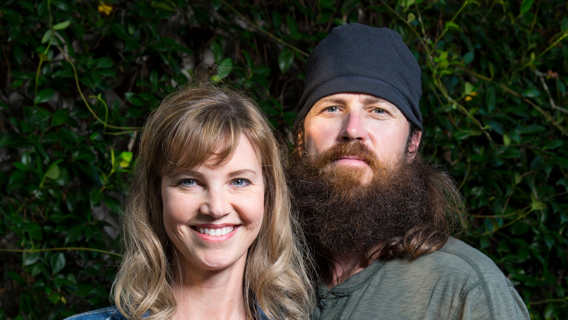 """Missy and Jase Robertson from """"Duck Dynasty."""""""