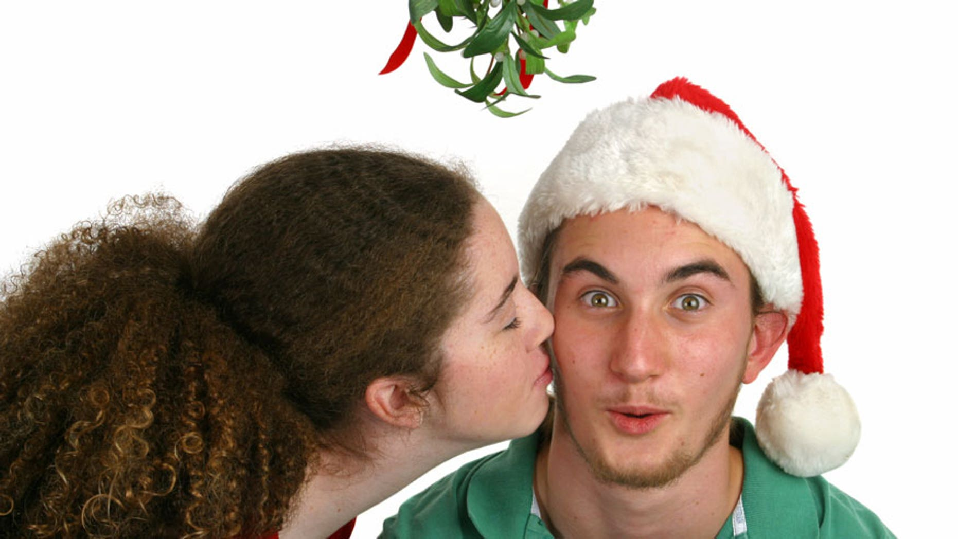 Why kiss under the mistletoe? The stories behind Christmas ...
