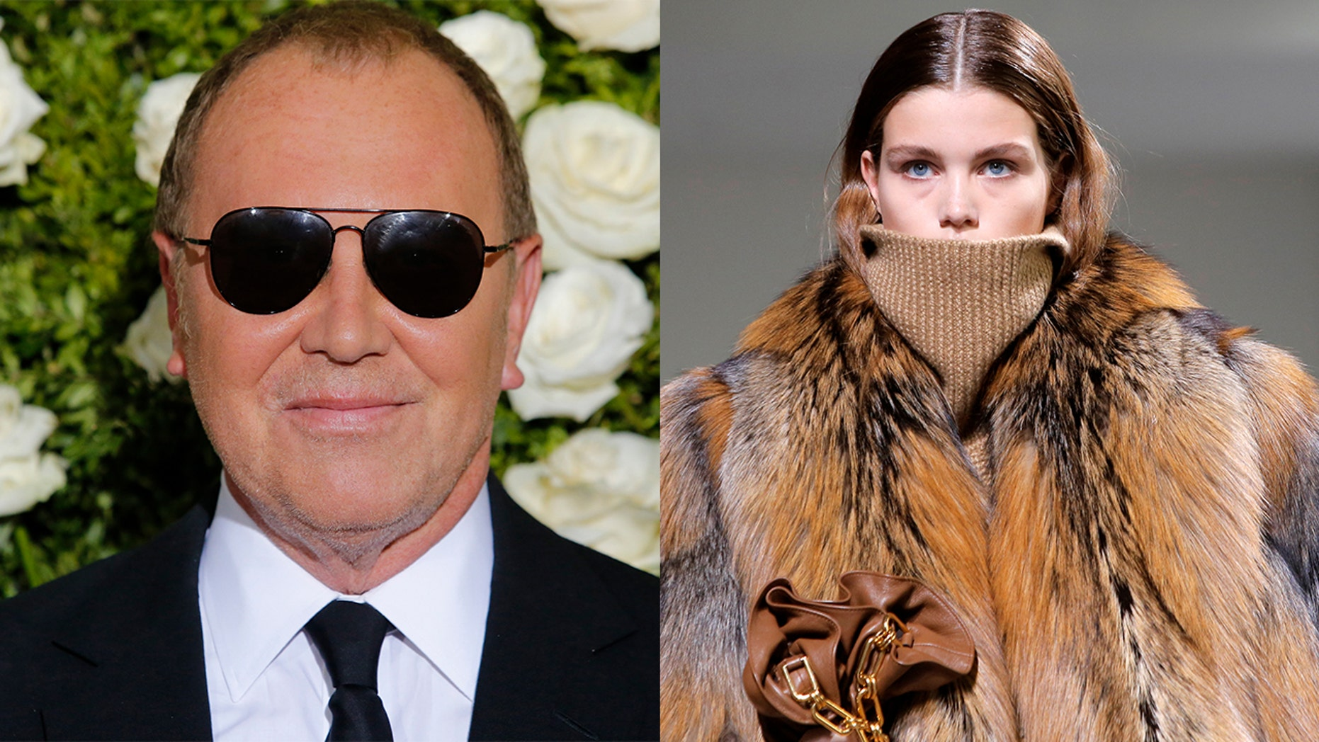 Kors isn't the first designer who's pledged to go fur-free. Gucci, Calvin Klein, Ralph Lauren, Tommy Hilfiger and Armani have all previously vowed to drop fur from their collections.