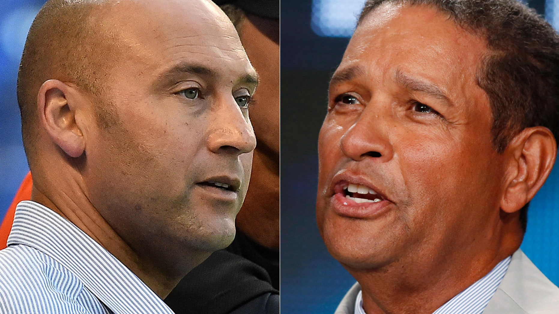 "Derek Jeter called Bryant Gumbel ""mentally weak"" in an interview set to air Tuesday."