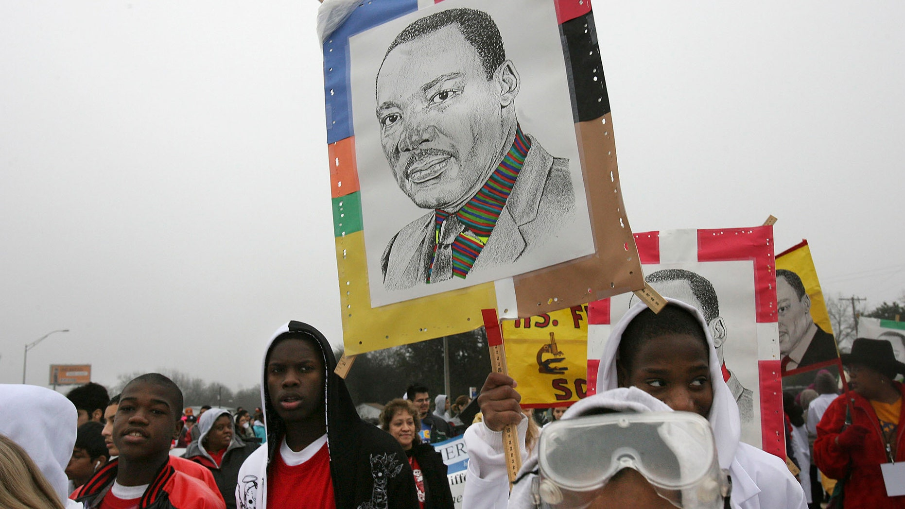 Martin Luther King Jr Latinos Recall Honor Iconic Civil Rights