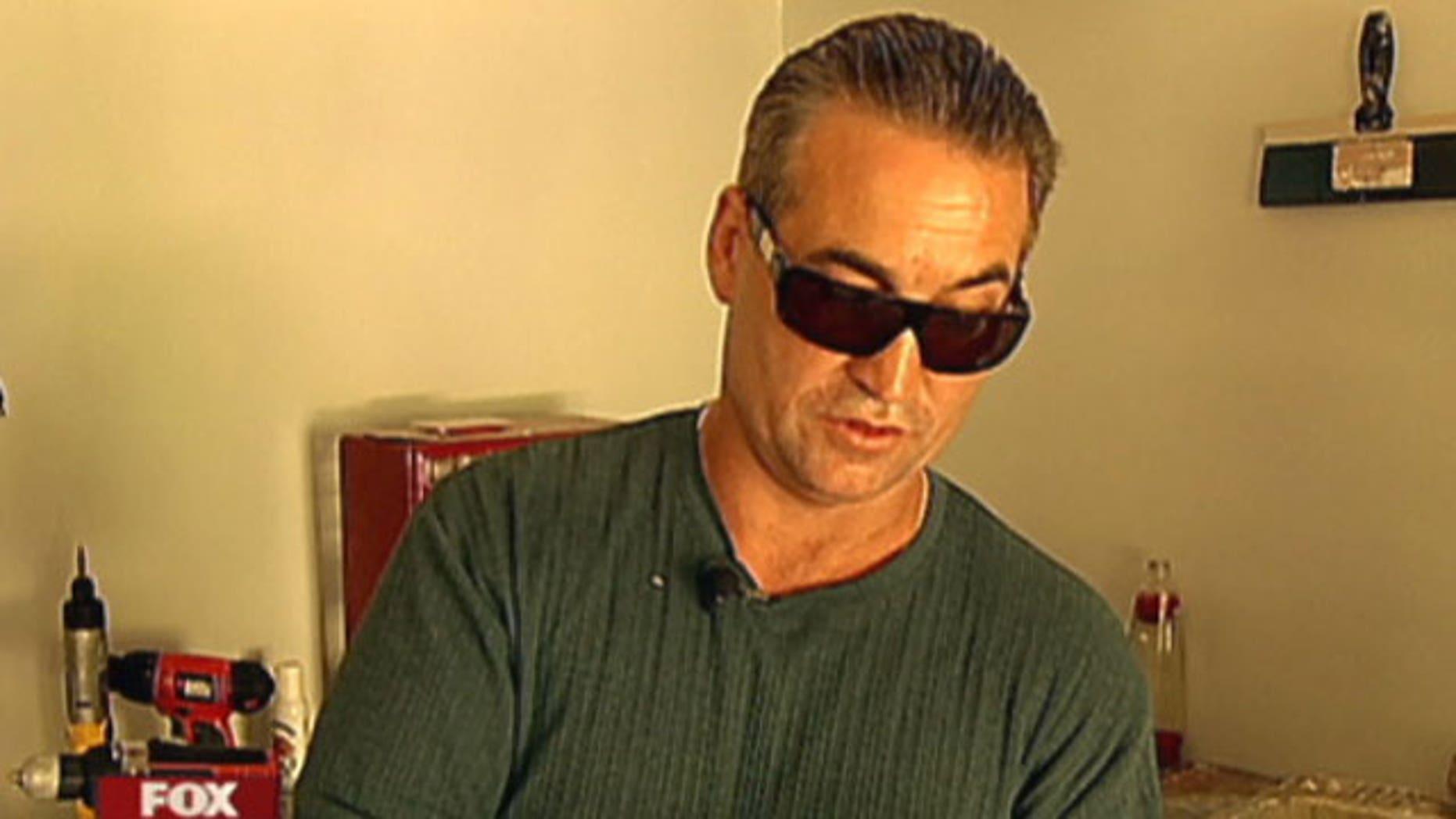 Former Philadelphia mob hitman and enforcer John Veasey.