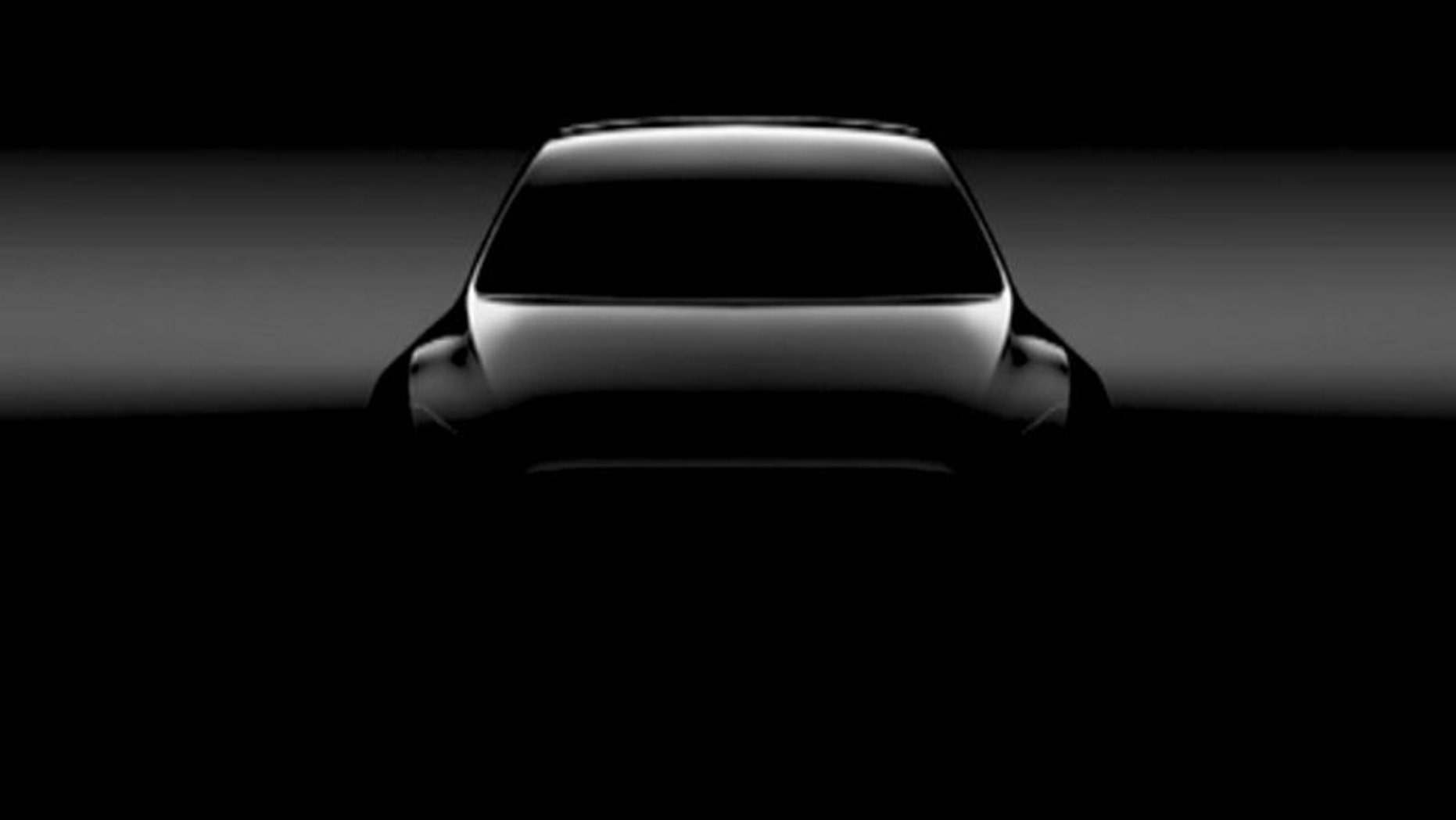 The Tesla Model Y crossover is scheduled to enter production in 2020.