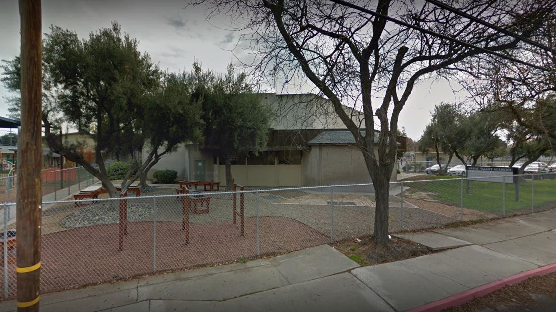 Great Valley Academy charter school in Modesto, Calif.