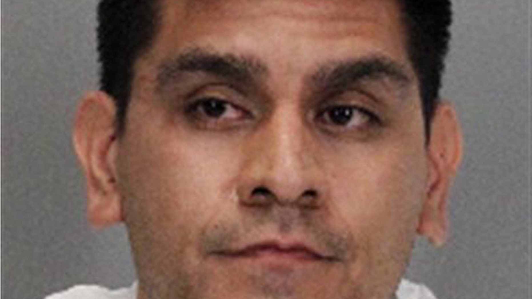 A booking image released July 19, 2015 by the Santa Clara County Sheriff's Department shows Martin Martinez.