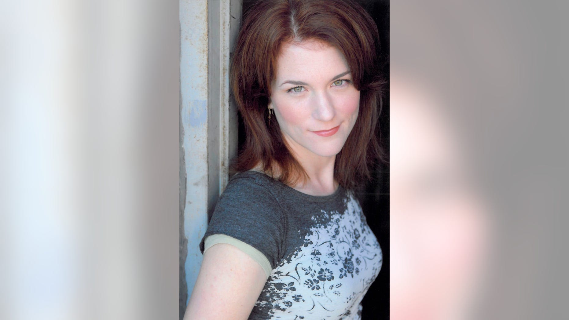 """This photo provided by Cathy Taylor Public Relations, Inc., shows Molly Glynn. Glynn, an accomplished Chicago theater actress who also played a recurring role as a doctor on the TV series """"Chicago Fire,"""" has died after a tree toppled by a powerful storm struck her as she rode her bike in a forest park. Glynn's husband called the emergency dispatcher just before 4 p.m. on Friday, Sept. 5, 2014, to say his wife had been injured, Cook County Sheriff's Office spokeswoman Sophia Ansari said. She was 46. (AP Photo/Cathy Taylor Public Relations, Inc.)"""