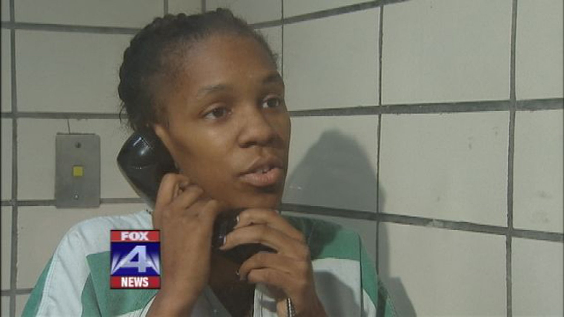 This undated photo shows Brittany Hill, accused of trying to sell her child online.