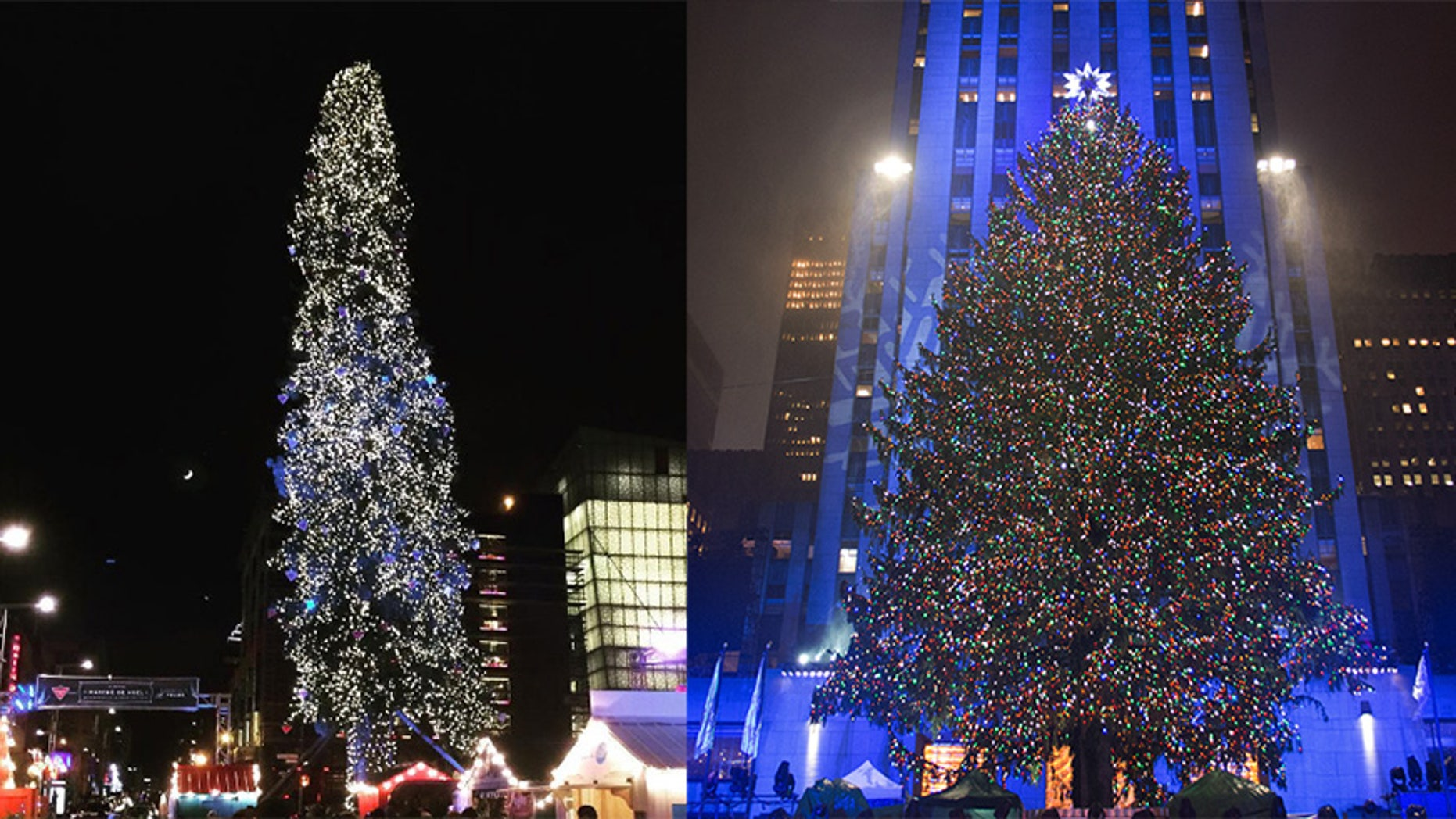 Montreal Pines For Rockefeller Center Style Tree Fails