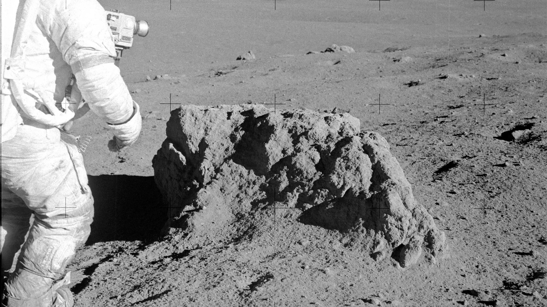 Moon dust clings to clothing and poses serious health risks to astronauts, a new study finds. Credit: NASA