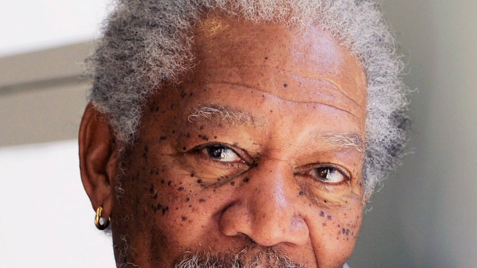 In this April 25, 2011 file photo, actor Morgan Freeman poses for a portrait in Los Angeles.