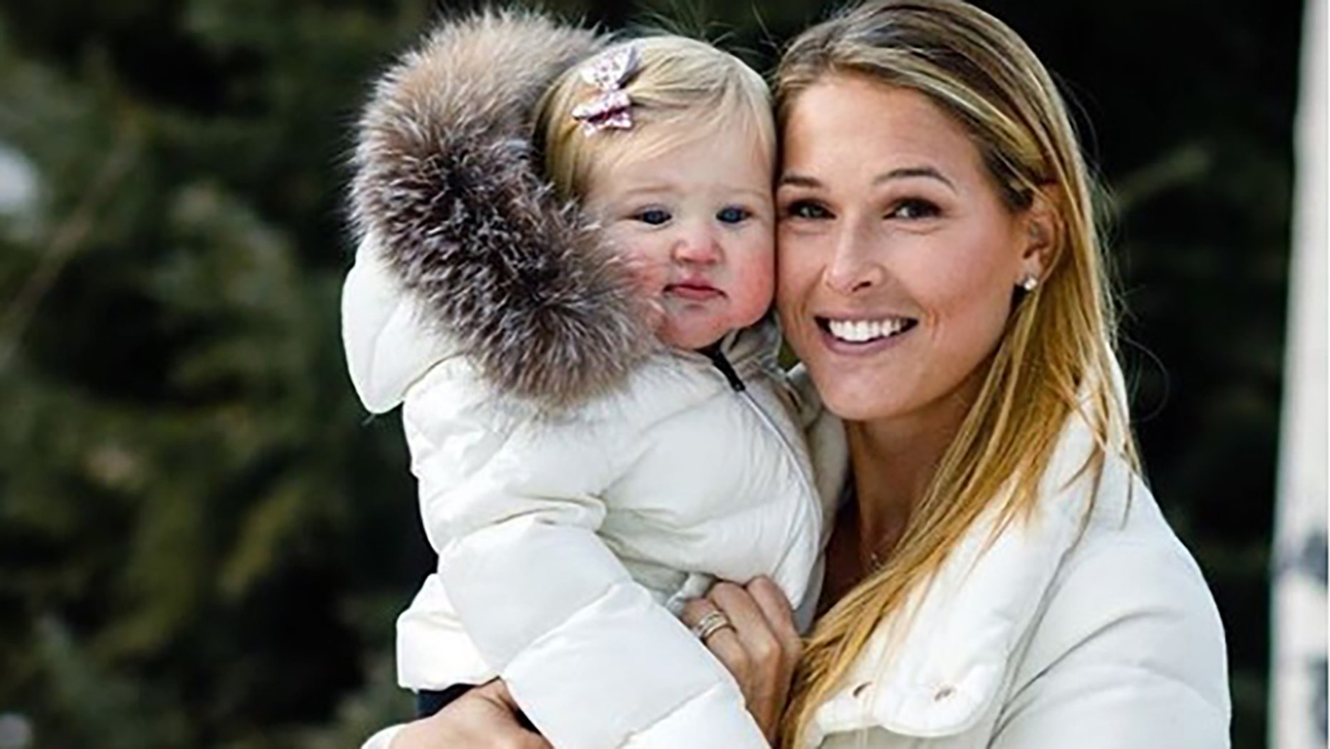Morgan Miller spoke out Tuesday about the death of her daughter last month.