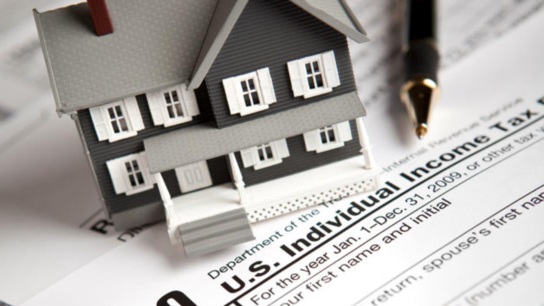 mortgage-tax