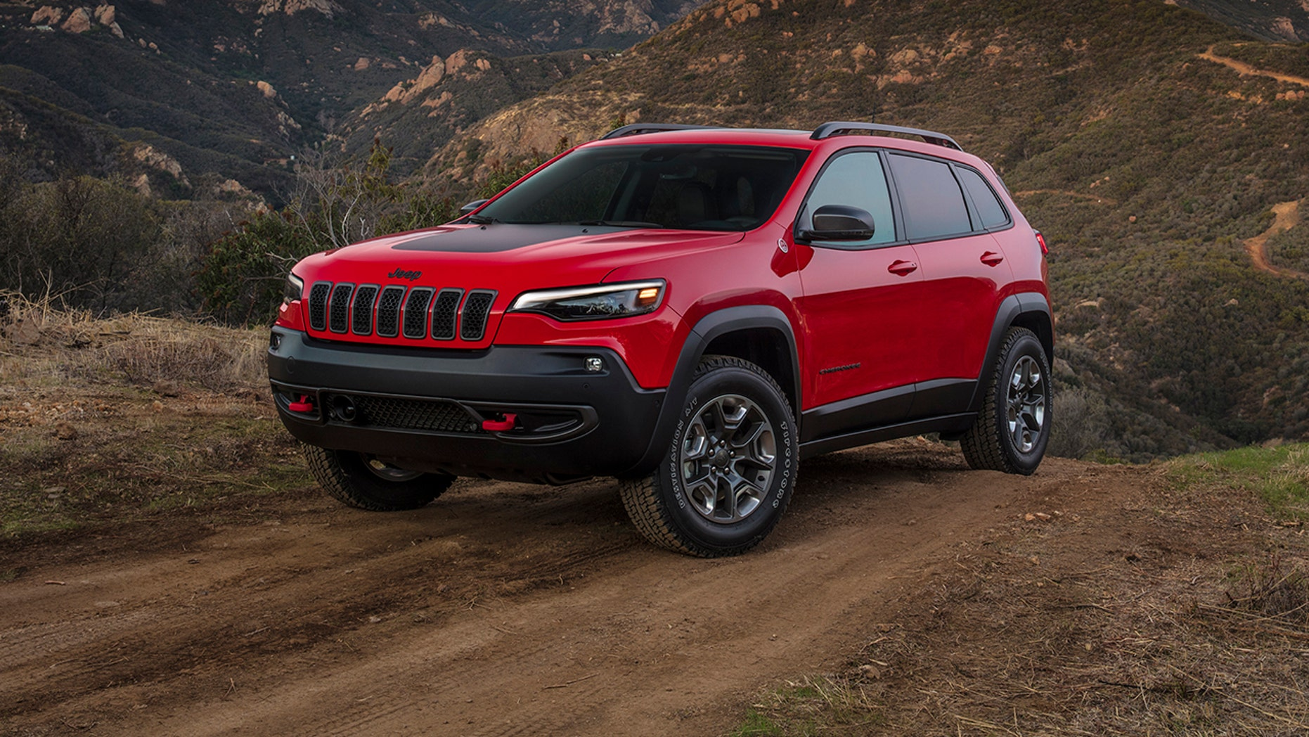 The 2019 Cherokee is among the affected vehicles.