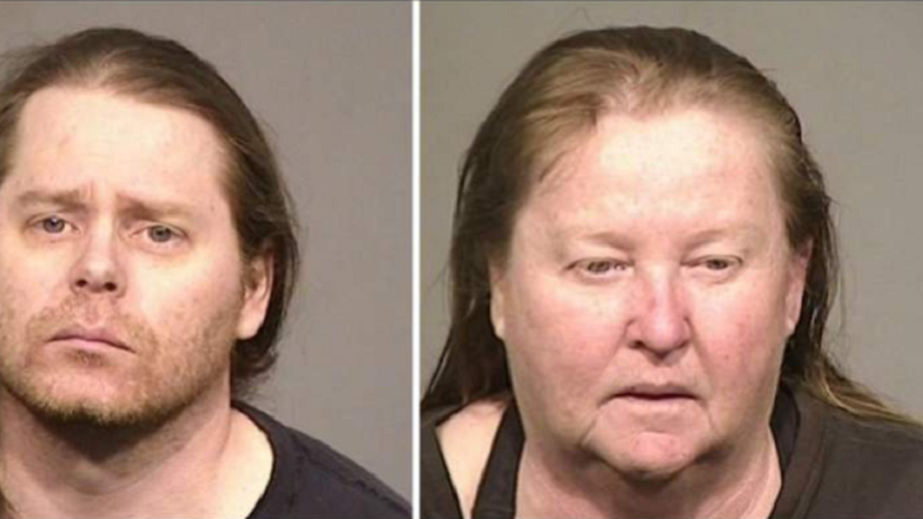 David Romesburg and his mother Fay Romesburg allegedly ran a prositution business in Sonoma County, Calif.