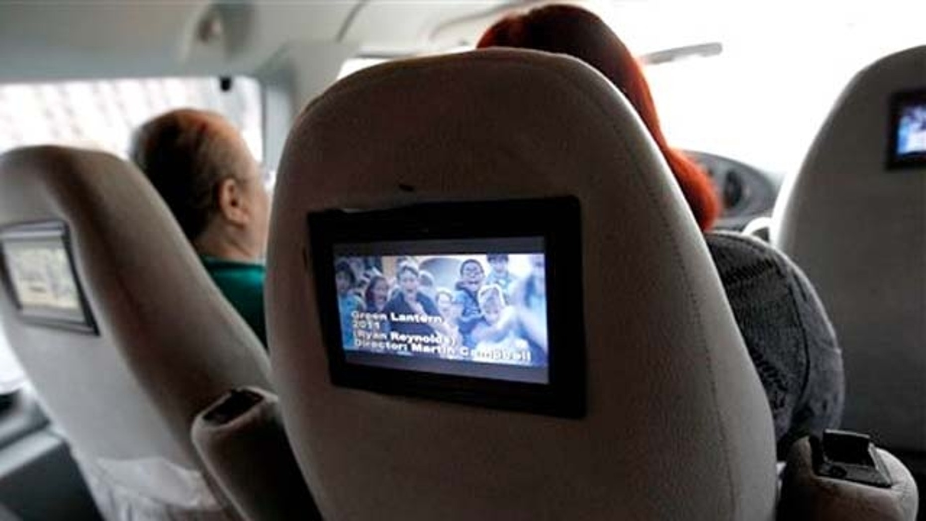 Dec 15, 2011:A clip from a movie is shown as part of New Orleans Movie Tours, which launched this summer.  It takes passengers aboard a van equipped with movie screens and a sound system to locations where famous movie scenes were filmed. The tour also includes peeks at the New Orleans homes of Brad Pitt, Sandra Bullock and John Goodman.