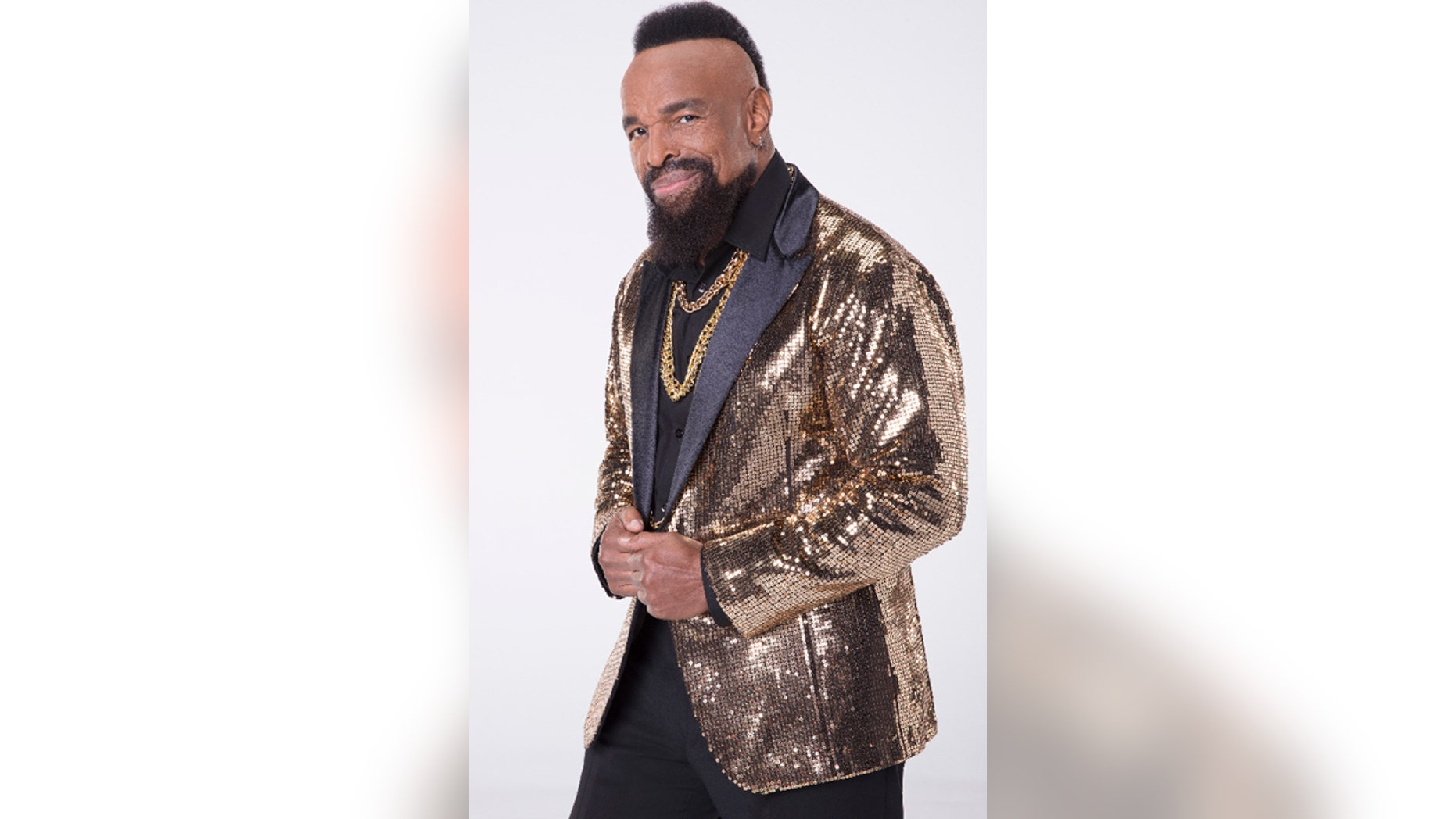 """Mr. T competes on Season 24 of """"Dancing with the Stars."""""""