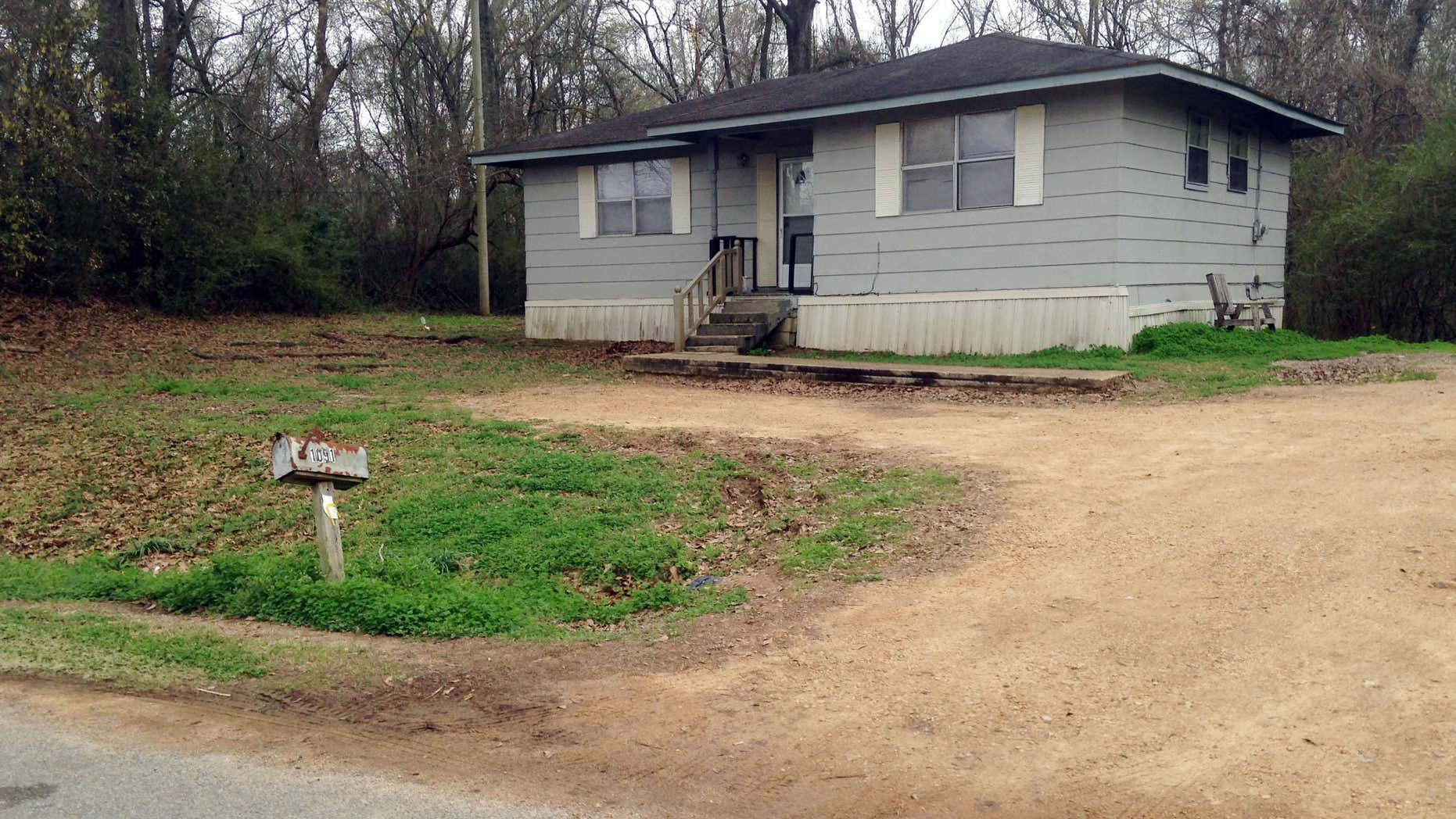 March 20, 2015: The Port Gibson, Miss., home of Otis Byrd, an ex-convict reported missing by his family more than two weeks ago, is shown.