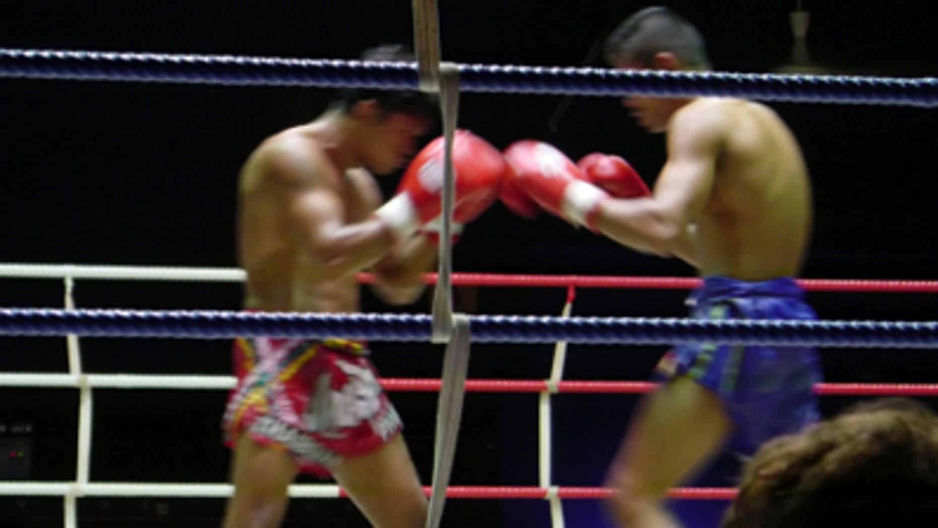 MuayThai Kickboxing
