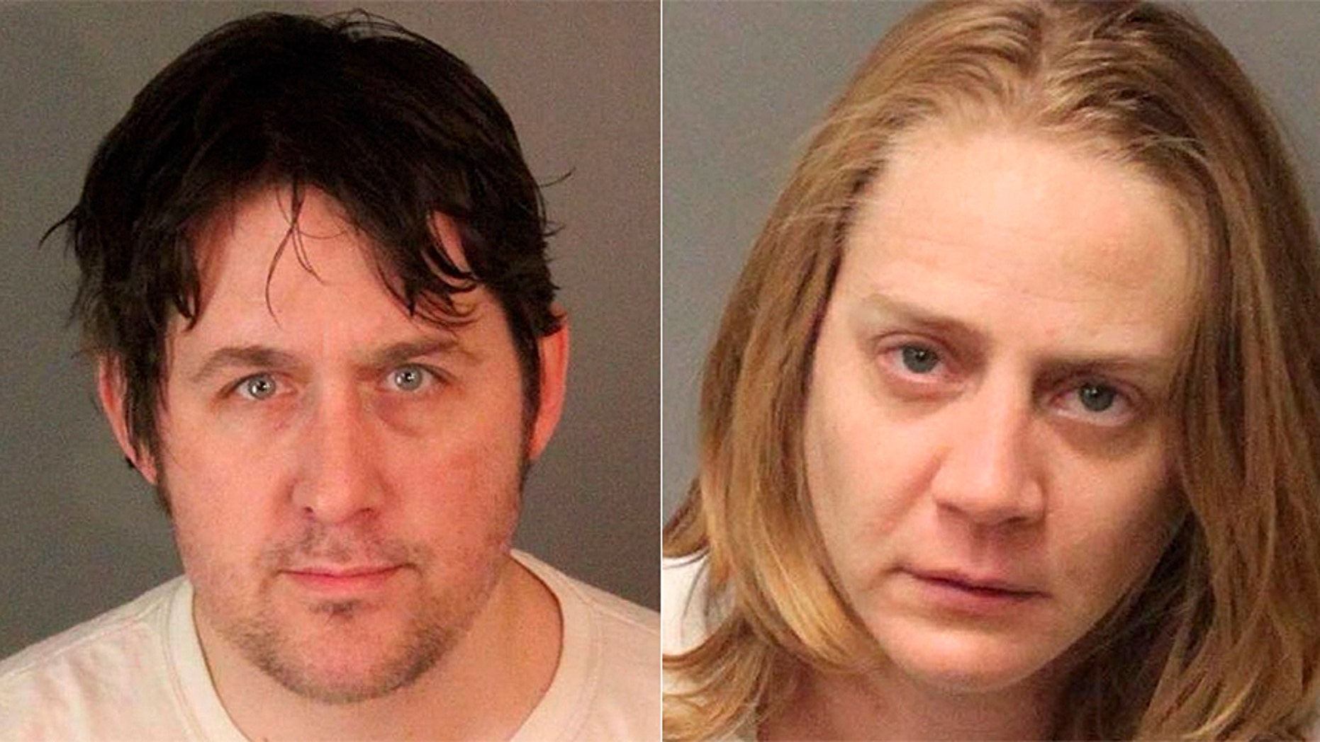 Benjamin Baldassarre and Ashley Carroll are accused of using a drone to sell drugs to customers, police said.