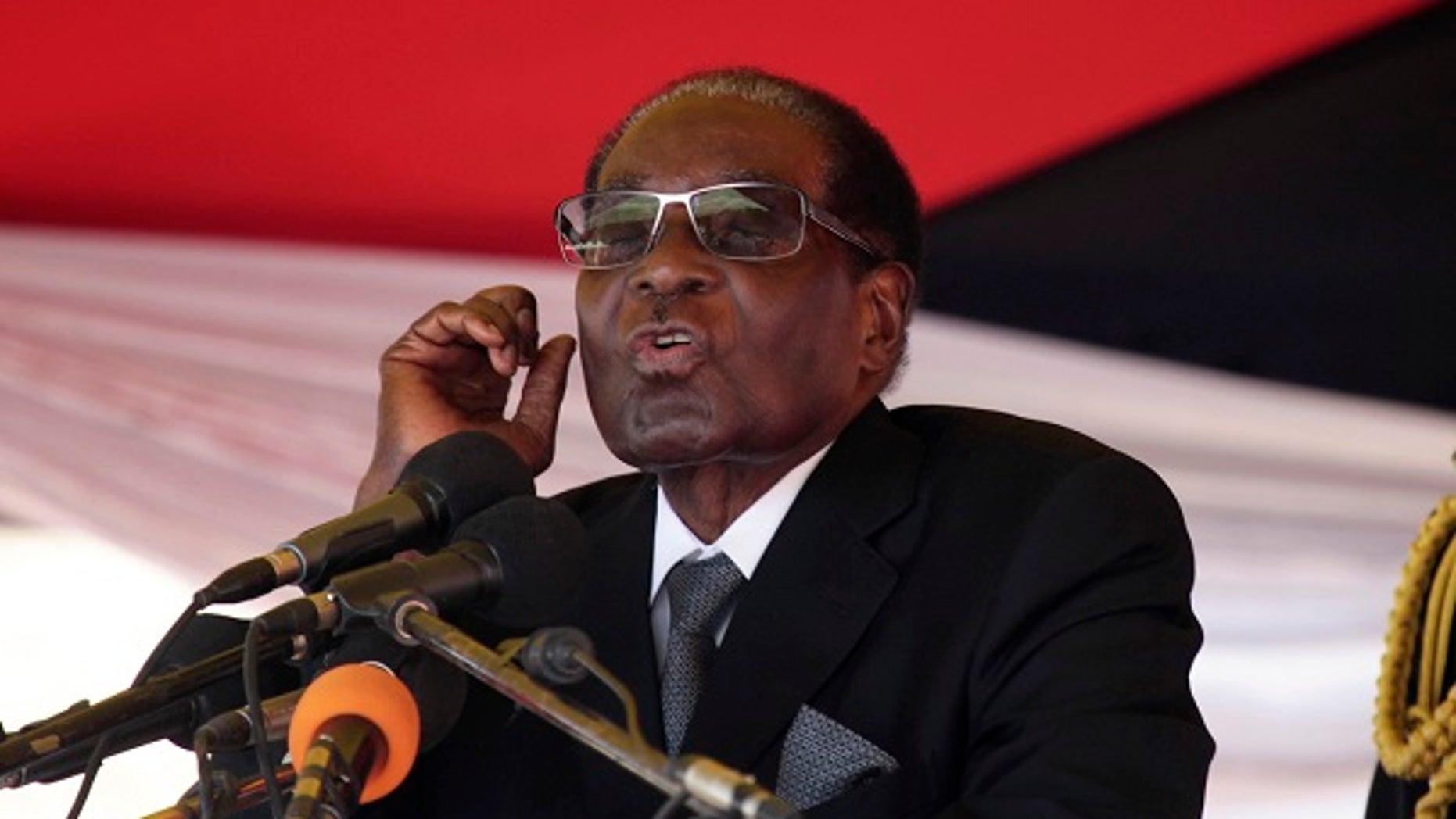 Zimbabwe President Robert Mugabe resigned from office Tuesday.