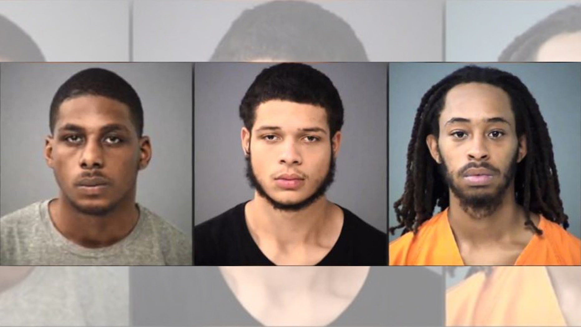 Suspects identified as Juwuan Terry, 18; Jason Epeards, 18; and Jasean Dale, 19, are accused of shooting and killing a pizza delivery driver Monday night, court documents said.