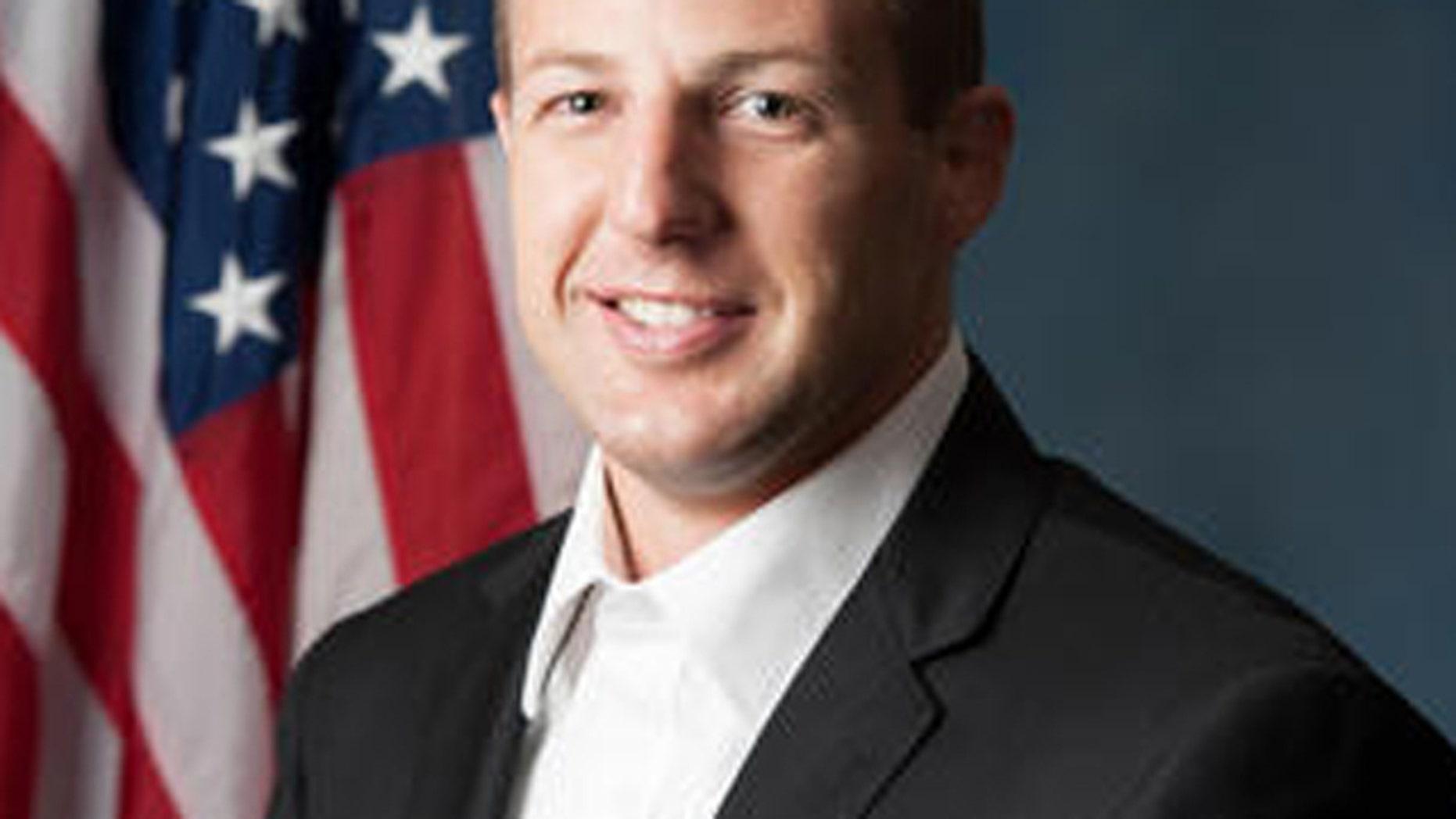 Rep. Markwayne Mullin of Oklahoma.