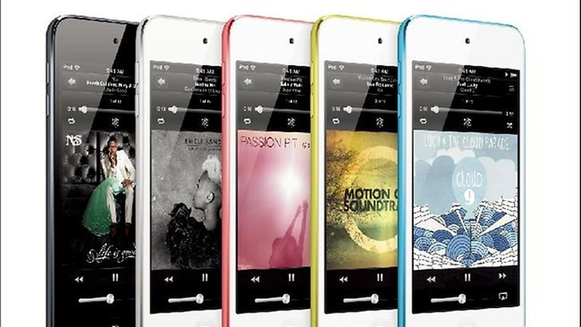 The iPhone is tipped to be released in six colors by June this year.