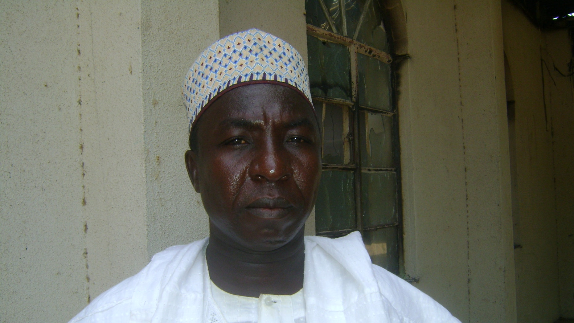 Rev. Faye Pama Musa, 52, was one of 2,123 Christians killed last year due to their faith, compared to 1,201 in 2012. More than half of those reported killings (1,213) occurred in Syria, followed by Nigeria (612) and Pakistan (88). (Courtesy: Open Doors)